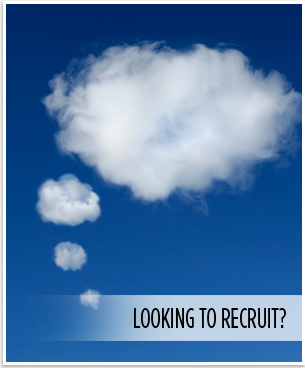 are you looking to recruit?